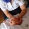 Tratar bebés em tempo de pandemia